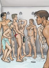 Adult Gay Comics - huge collection of excellent gay comics