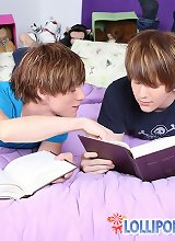 LollipopTwinks Damien Bellevie and Craig Ashton Movie Gallery - Gay Twink Porn!